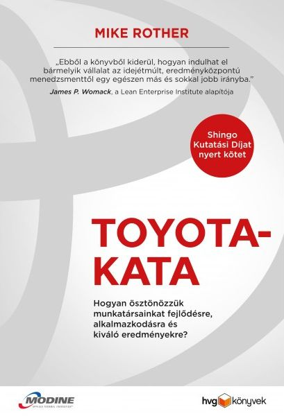 Mike Rother: Toyota-kata