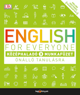English for Everyone - Középhaladó 3. munkafüzet