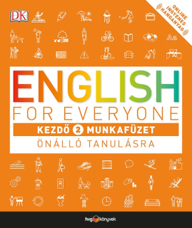 Thomas Booth: English for Everyone - Kezdő 2. munkafüzet