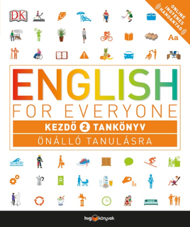 Rachel Harding: English for Everyone - Kezdő 2. tankönyv
